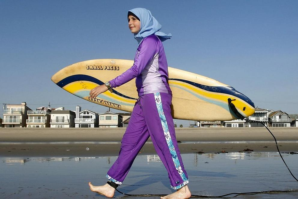 Should burkinis be banned?