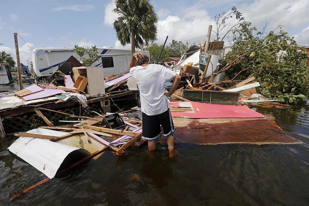 Should the U.S. stop rebuilding disaster prone areas?