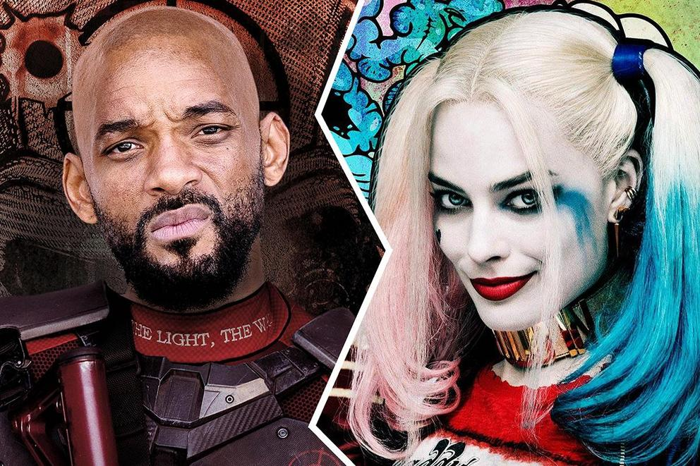 "Who's the ""baddest"" 'Suicide Squad' character: Deadshot or Harley Quinn?"