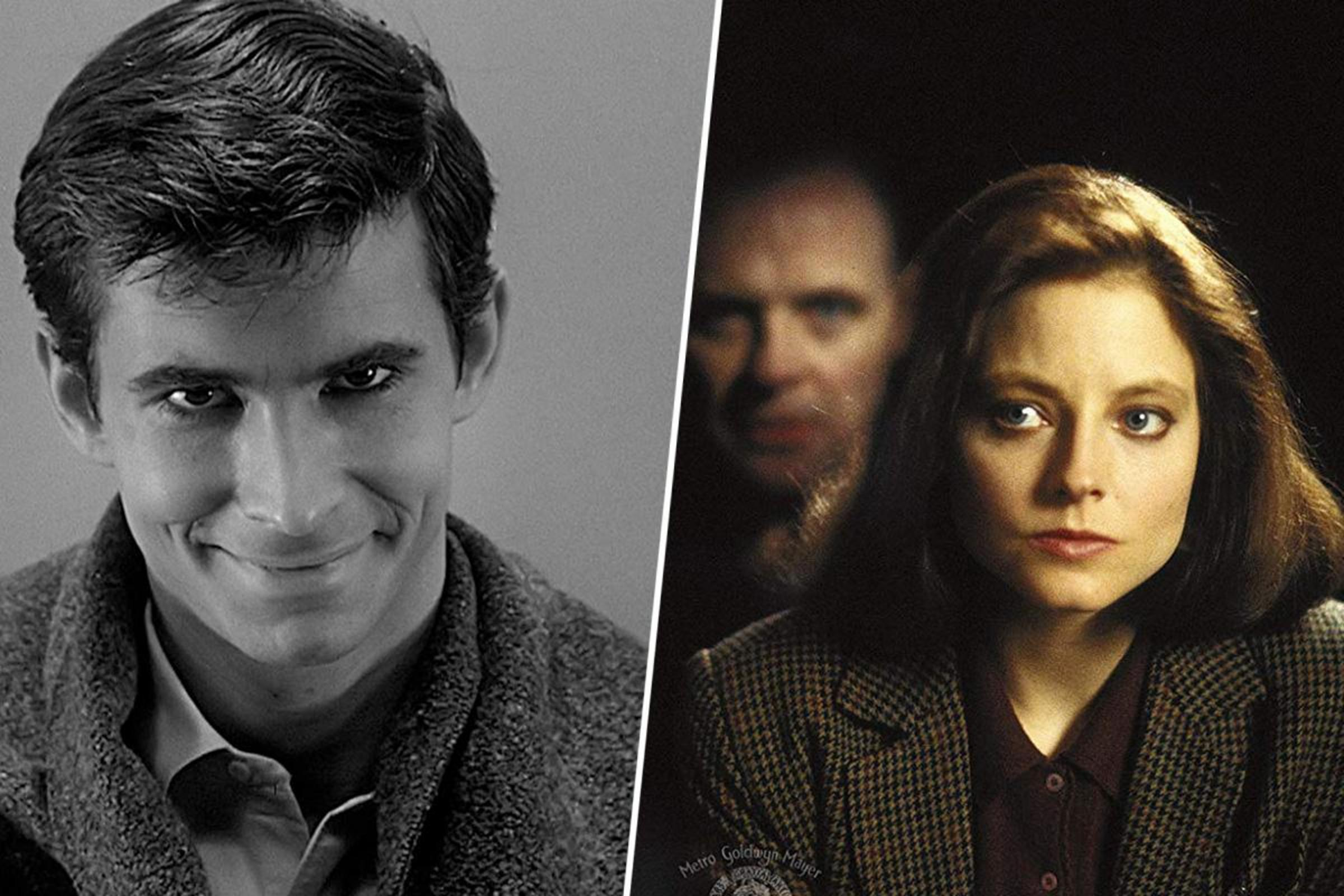 The Silence Of The Lambs/The Psycho.