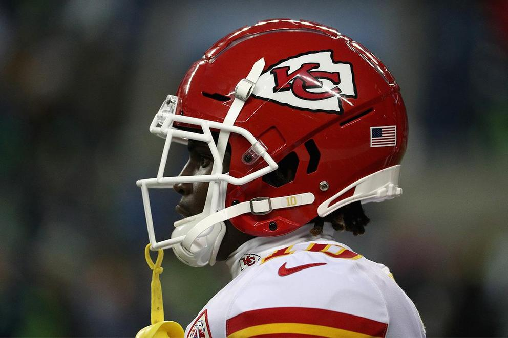 Should Tyreek Hill be banned from the NFL forever?
