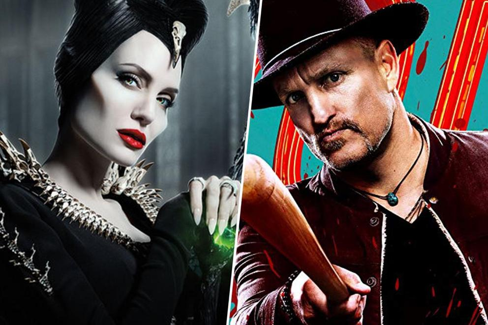 Which sequel are going to see: 'Maleficent: Mistress of Evil' or 'Zombieland: Double Tap'?