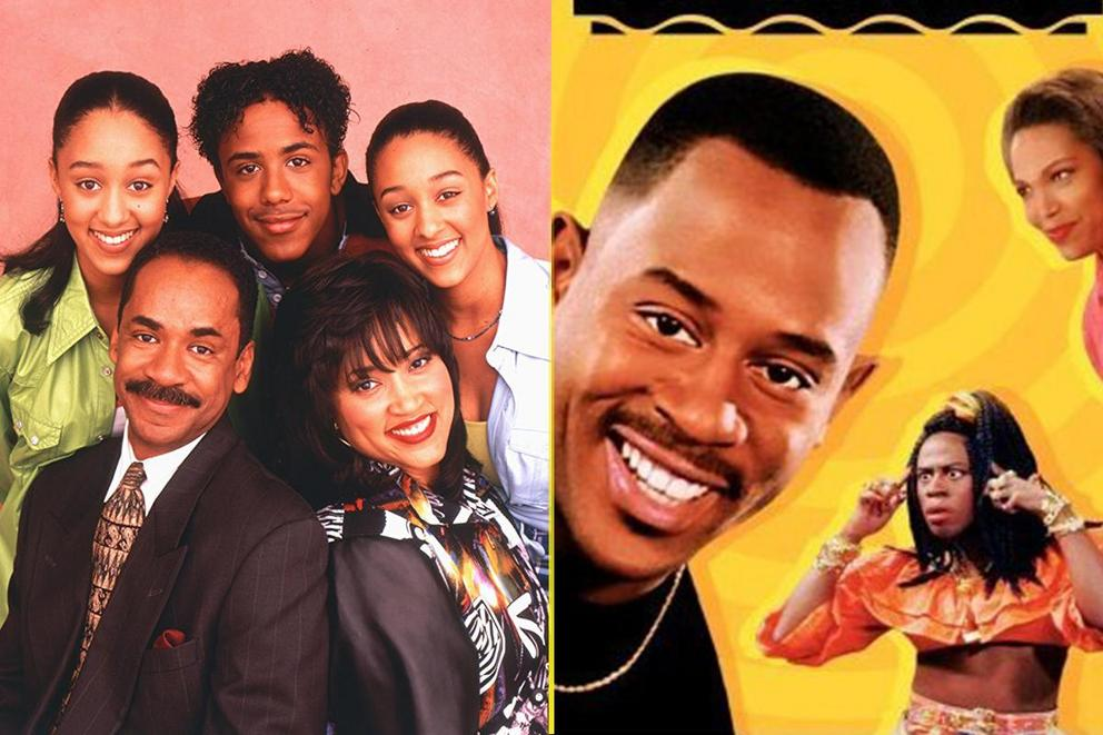 Best sitcom only '90s kids would remember: 'Sister, Sister' or 'Martin'?