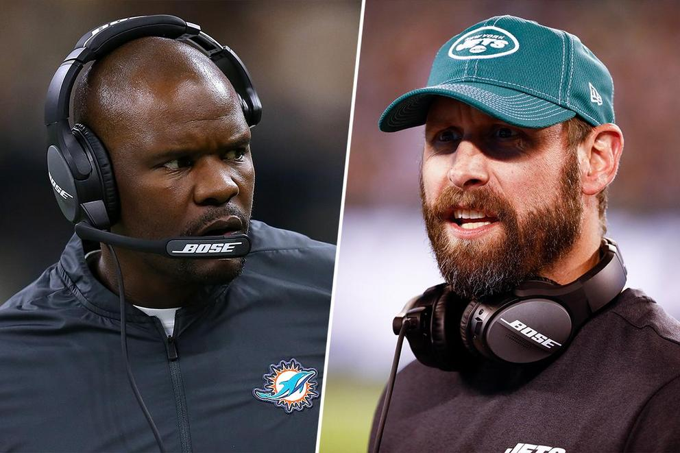 Who wins the tank war in the NFL: Dolphins or Jets?
