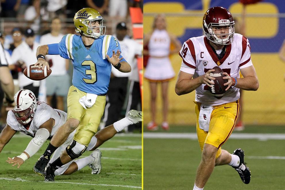 Who will be the better NFL quarterback: Josh Rosen vs. Sam Darnold?
