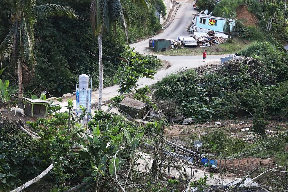 Was the Trump administration's response to Hurricane Maria a success?