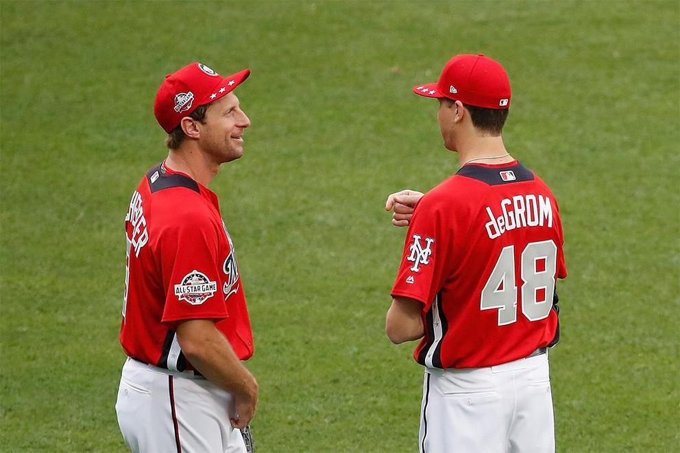 Who should win the NL Cy Young: Max Scherzer or Jacob deGrom?