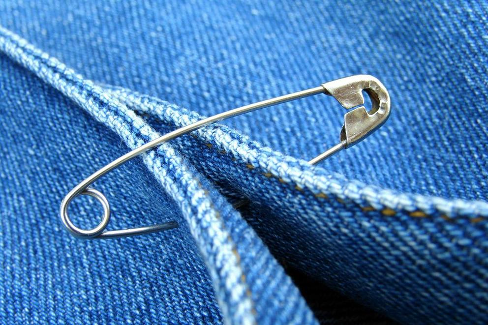Is wearing a safety pin a silly way to show solidarity?