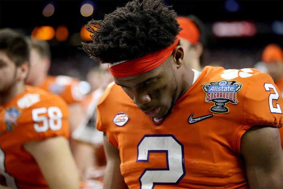 Is Kelly Bryant a coward for leaving Clemson?