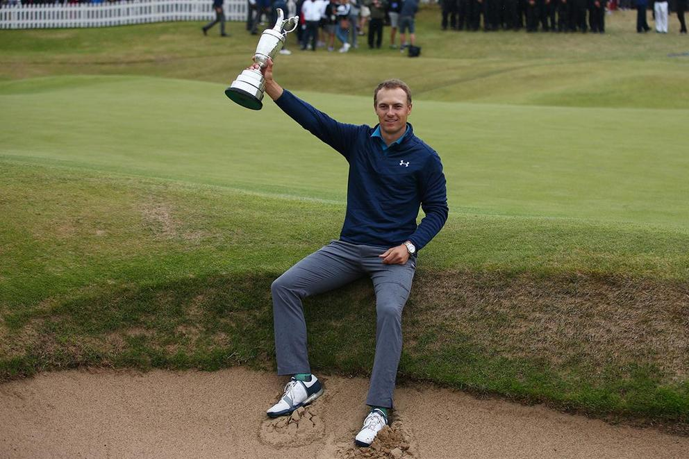 Is Jordan Spieth this generation's Tiger Woods?