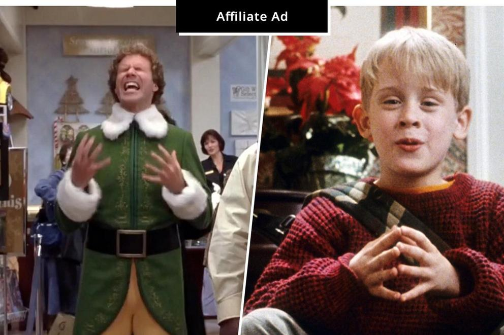 Best Christmas movie: 'Elf' or 'Home Alone'?