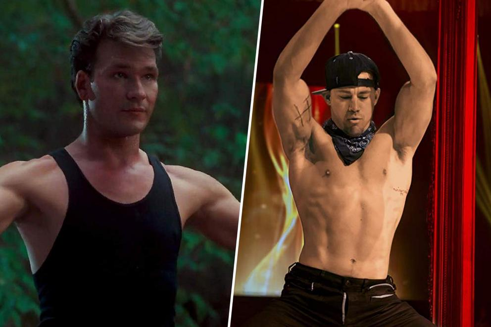 Who's your new dance teacher: Patrick Swayze or Channing Tatum?