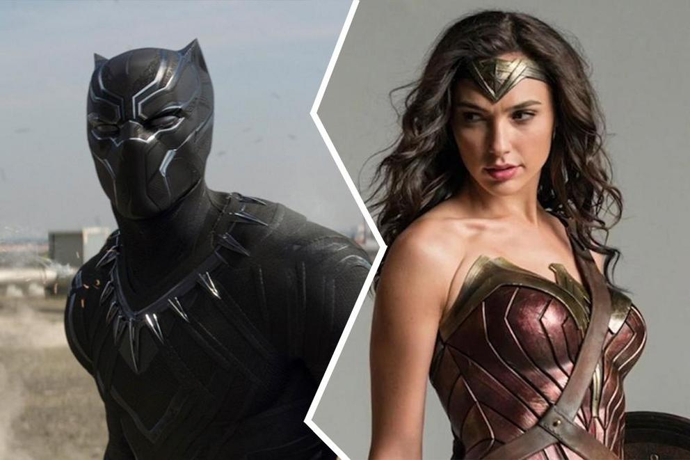 Superhero comic book of 2016: 'Black Panther' or 'Wonder Woman'?