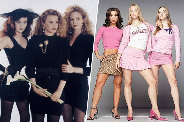 Which popular girls' group would you rather join: the Heathers or the Plastics?