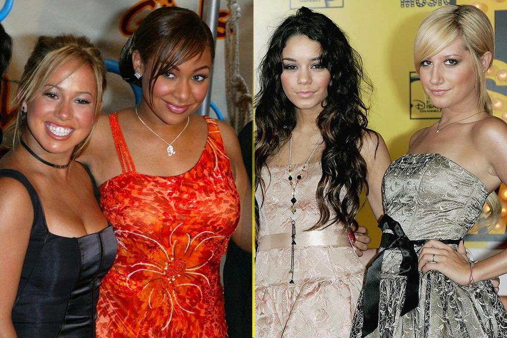 Favorite Disney Channel musical: 'The Cheetah Girls' or 'High School Musical'?