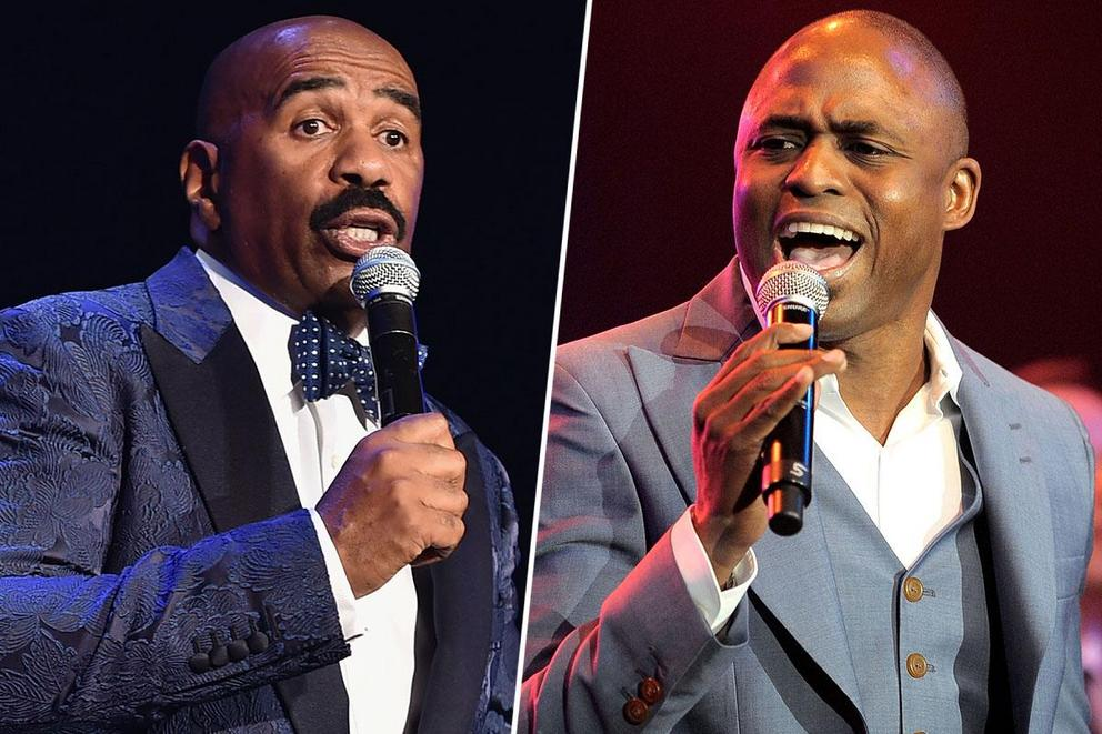 Favorite game show host: Steve Harvey or Wayne Brady?