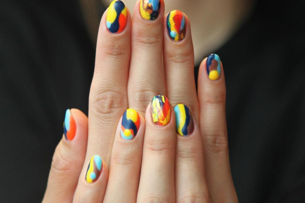 Do you get manicures or do your own nails?