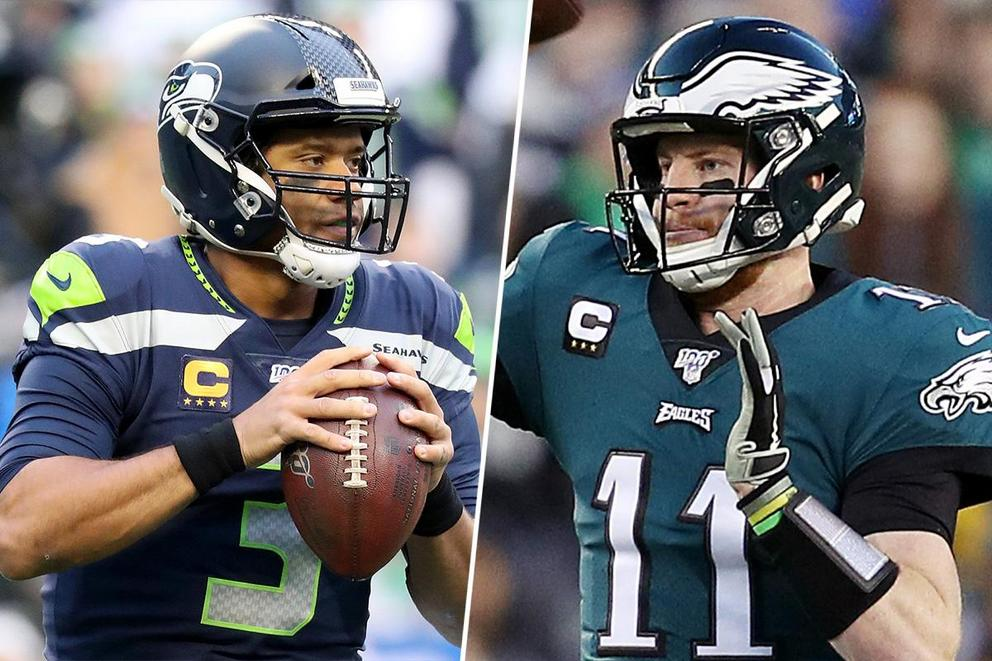 Who will win the NFL Wild Card round: Seahawks or Eagles?