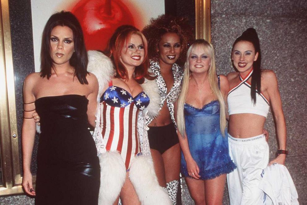 Would you consider buying a ticket to see Spice Girls in the U.K.?