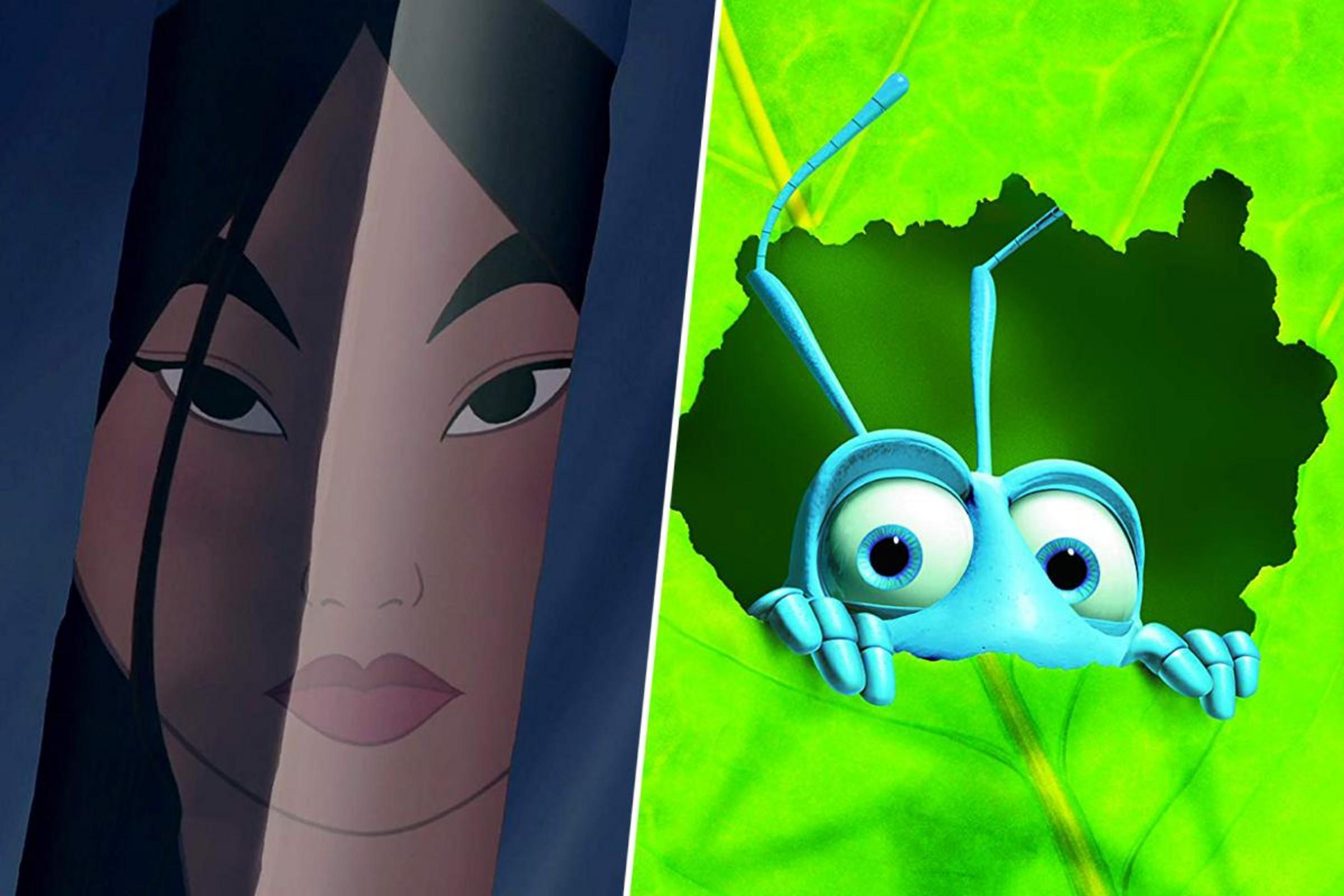 Best Animated Movie Of 1998 Mulan Or A Bug S Life The Tylt
