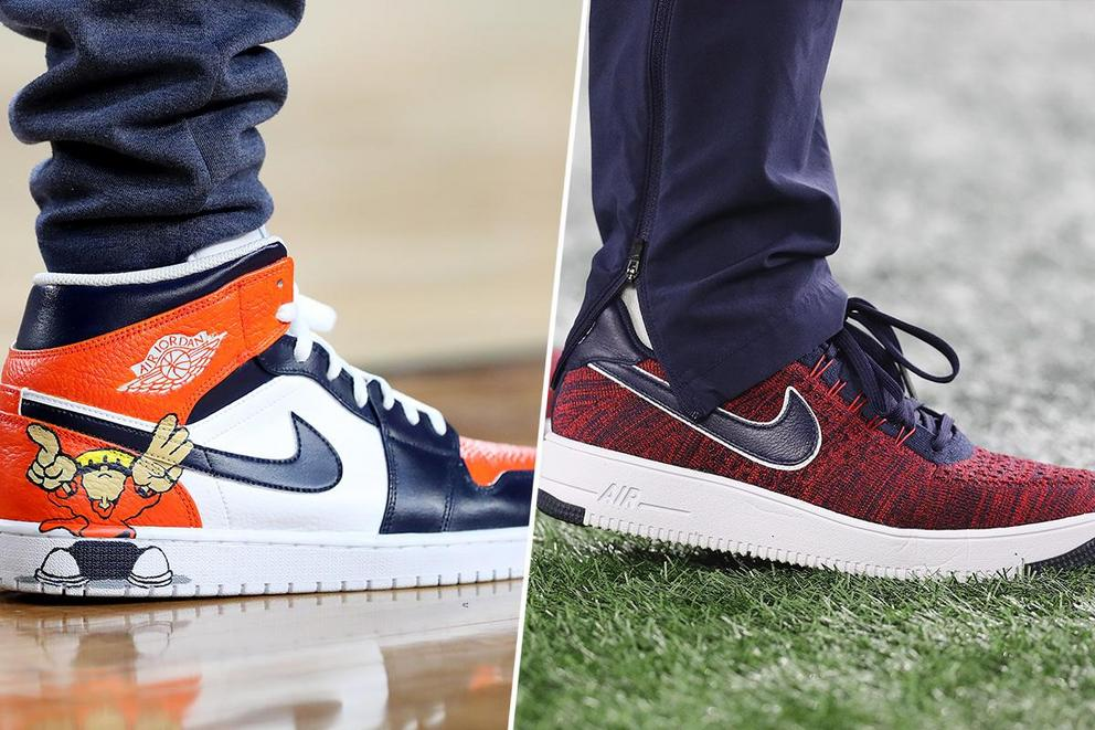 Most iconic sneaker: Air Jordans or Nike Air Force 1?