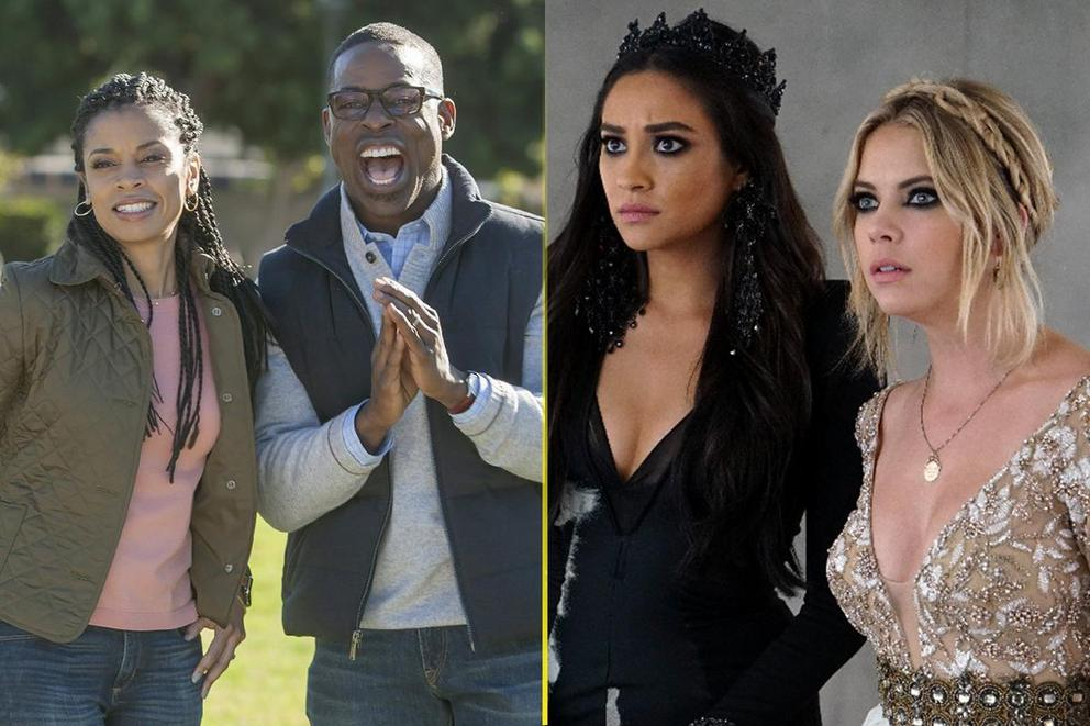 MTV Show of the Year: 'This Is Us' or 'Pretty Little Liars'?