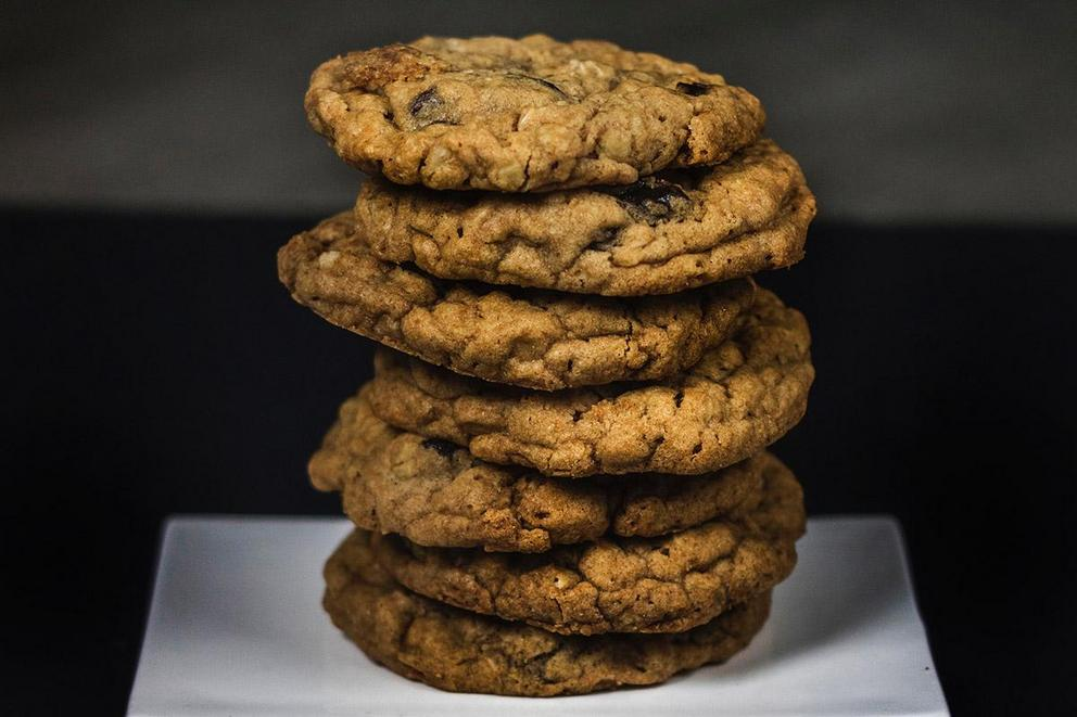 Are oatmeal raisin cookies the best or the worst?