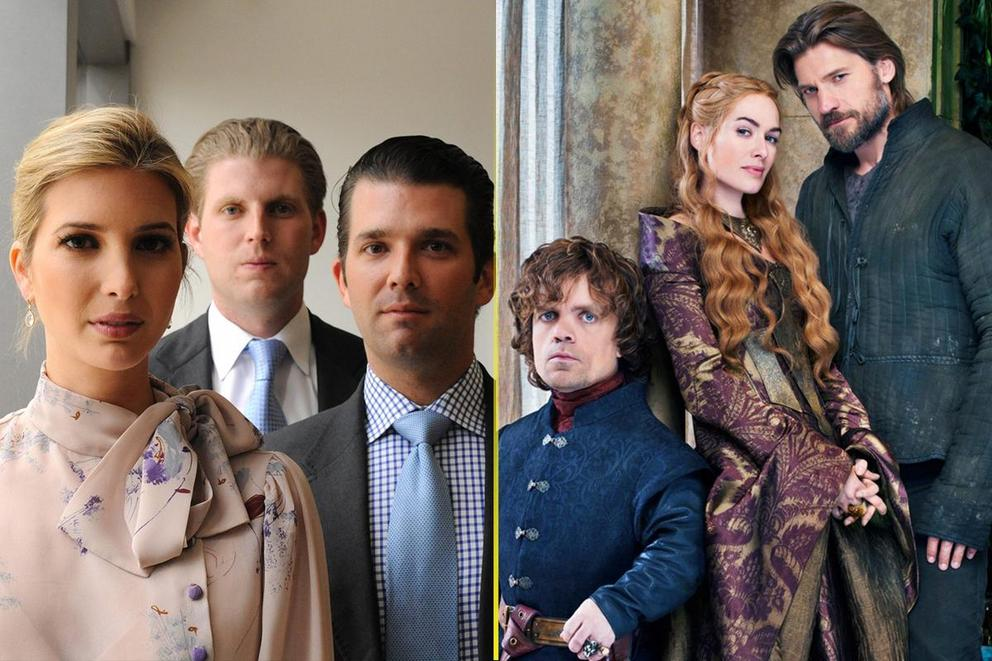 Are politics getting worse in America than they are on 'Game of Thrones'?