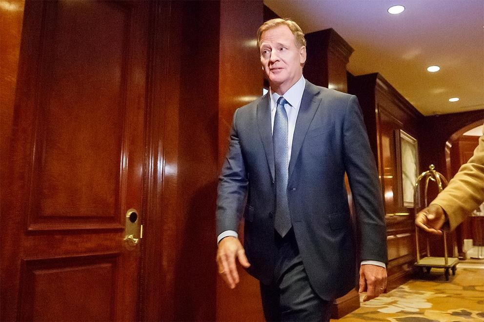 Is it time for the NFL to part ways with Roger Goodell?