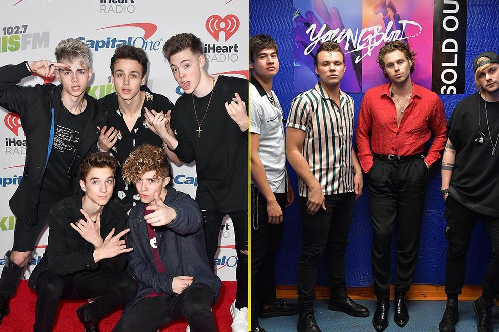 Ultimate Pop Group Fan Army: Limelights or 5SOSFam?