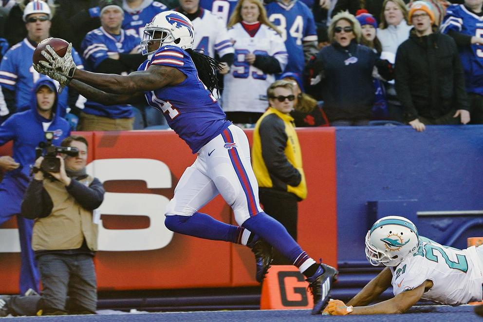 Does the Sammy Watkins trade make the Los Angeles Rams division contenders?