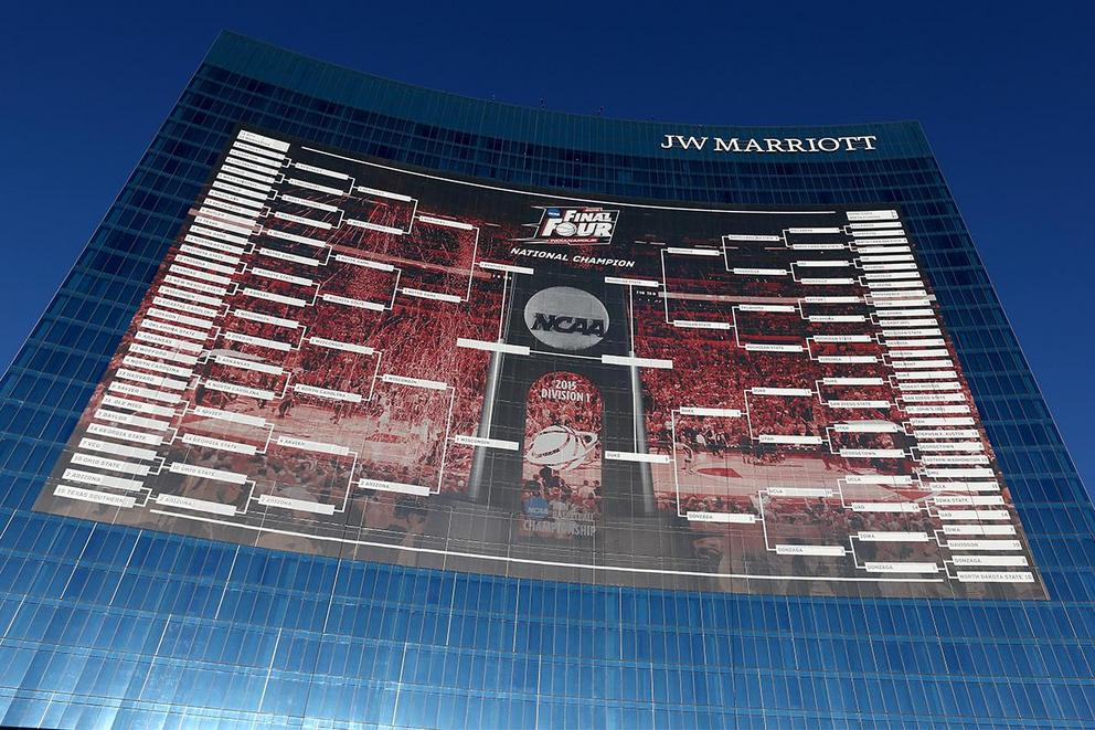 Are non-basketball brackets during March Madness unacceptable?