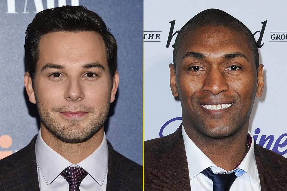 Who will win 'Lip Sync Battle': Skylar Astin or Metta World Peace?