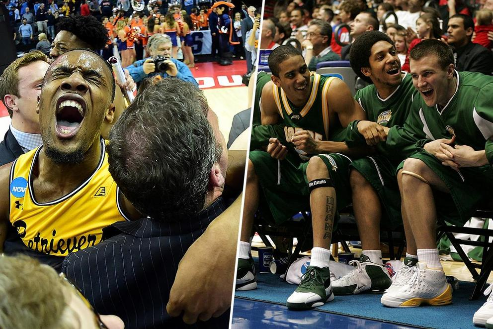 Greatest NCAA Tournament upset: UMBC or George Mason?