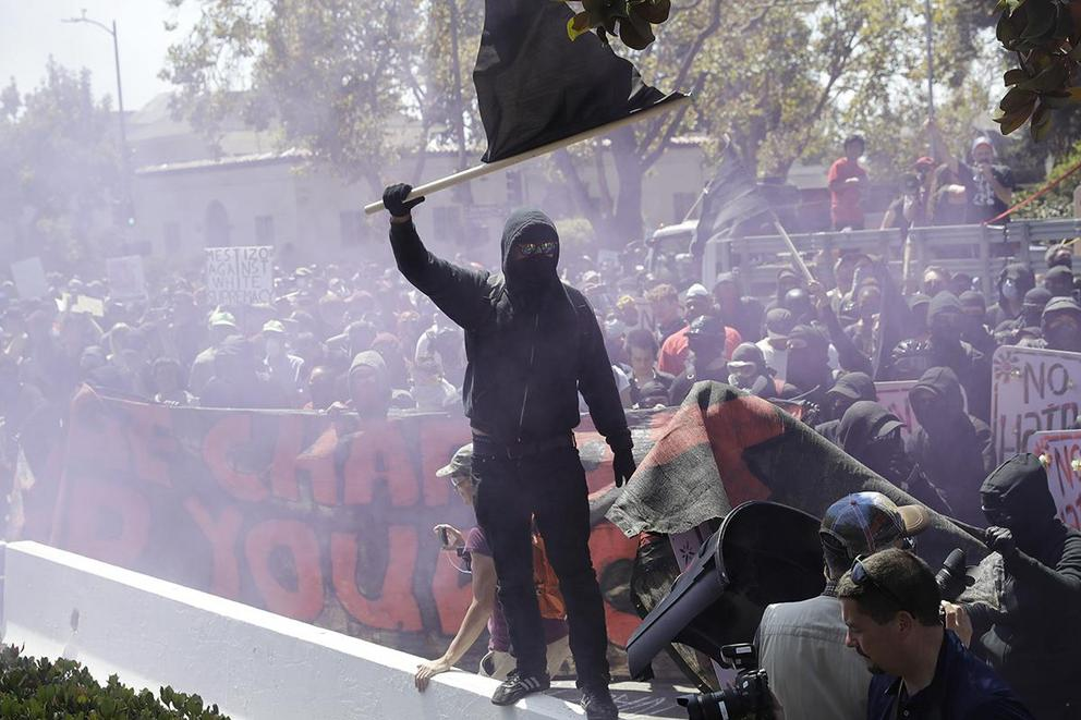 Is antifa a threat to the U.S.?