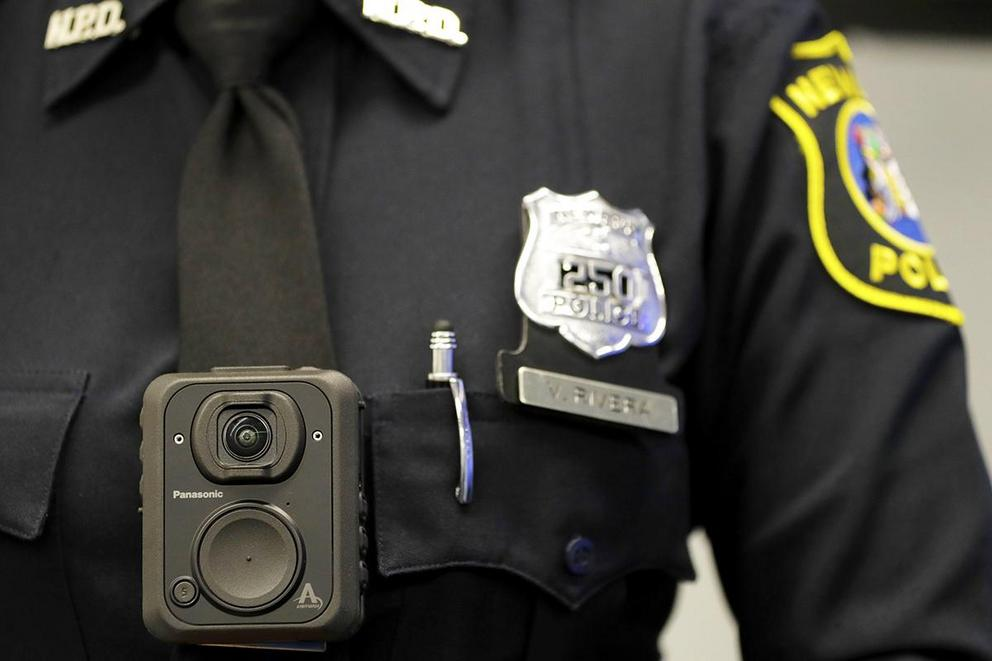 Should police officers be required to wear body cameras?