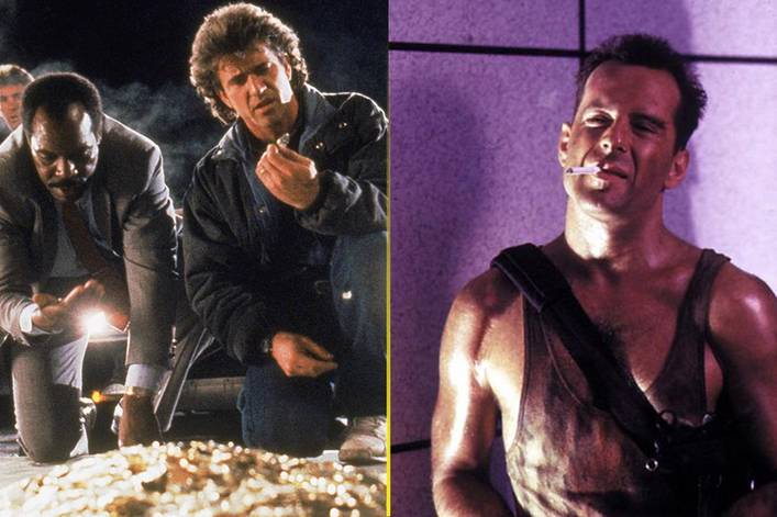 Which cop action franchise is better: 'Lethal Weapon' or 'Die Hard'?
