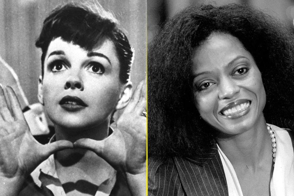 Music's greatest gay icon: Judy Garland or Diana Ross?