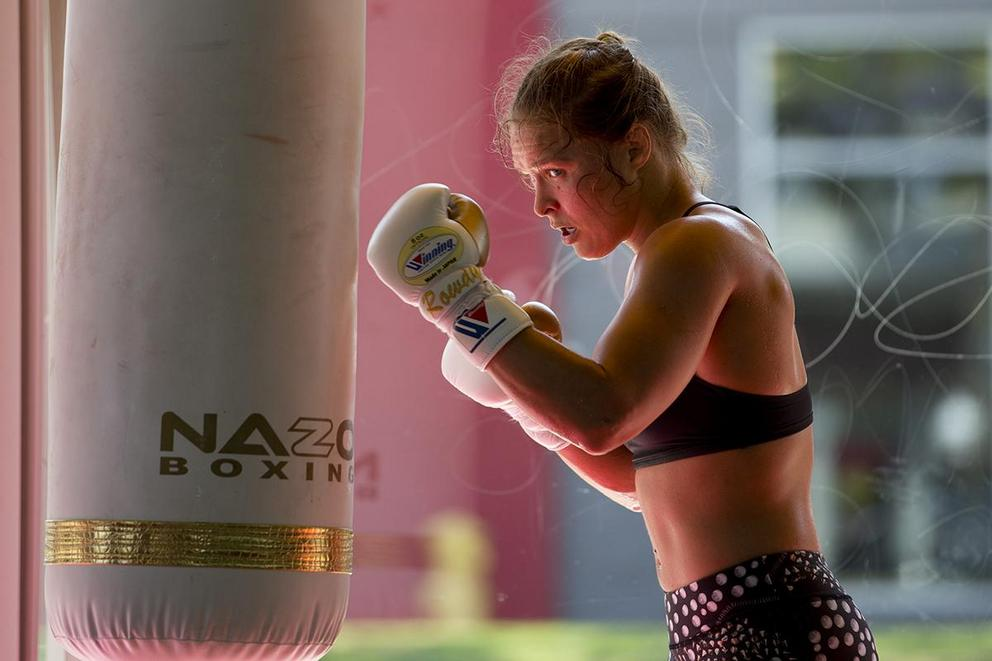 Can Ronda Rousey make a comeback?
