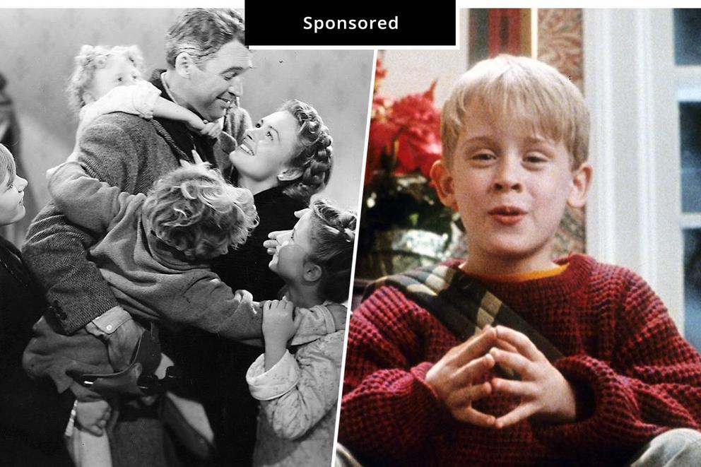 Best Christmas movie: 'It's a Wonderful Life' or 'Home Alone'?