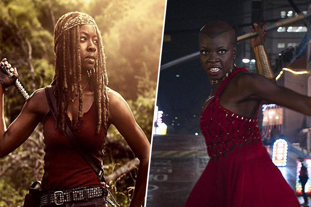 Who would win in a brawl: Michonne or Okoye?
