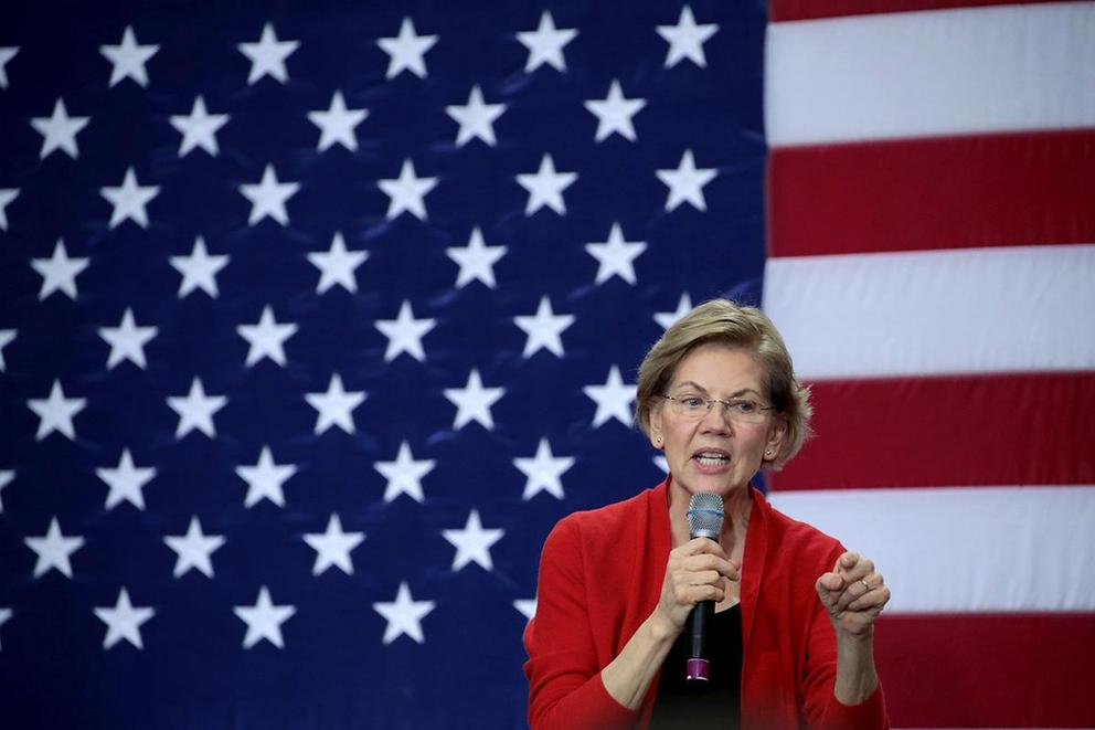Is Elizabeth Warren's campaign over?
