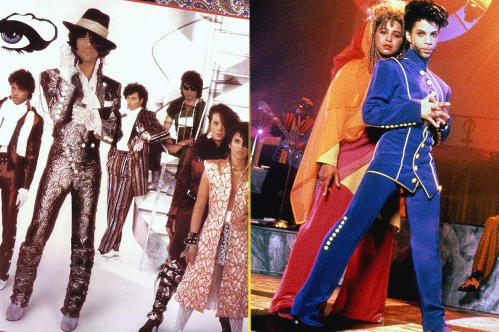 Prince's most iconic band: The Revolution or the New Power Generation?