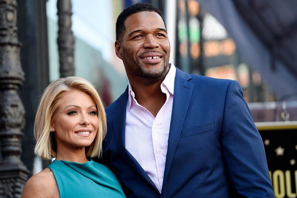 Michael Strahan to exit 'Live' with Kelly Ripa for 'GMA.'