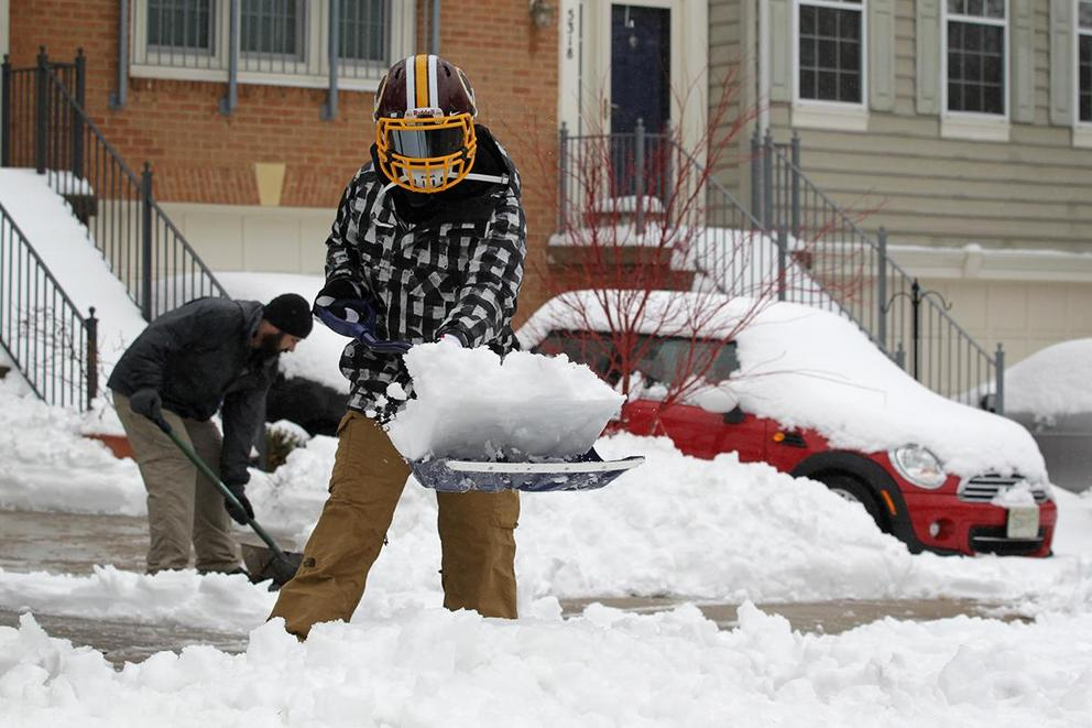 Is it your civic duty to shovel snow?