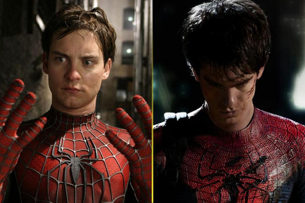 Who was the better Spider-Man: Tobey Maguire or Andrew Garfield?