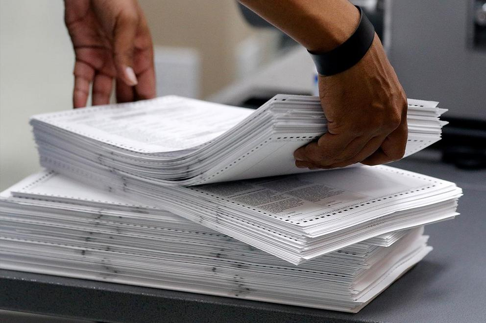 Should we go back to using paper ballots?
