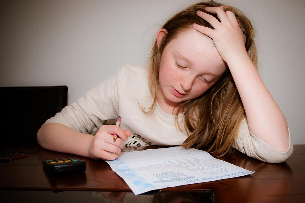 Are children overburdened by homework?