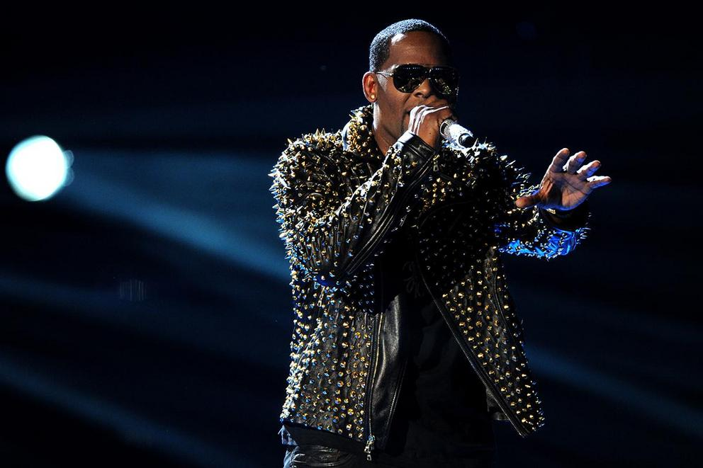 Is it wrong to listen to R. Kelly's music?