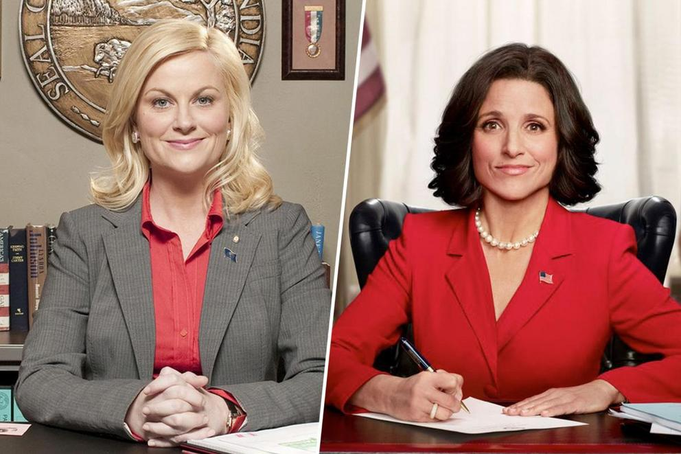 Best Political TV Show: 'Parks & Recreation' or 'Veep'?